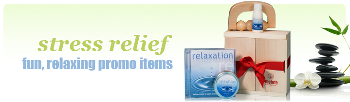 stress relief promotional products