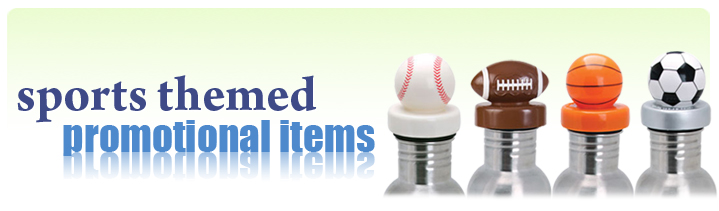 sports themed promotional products