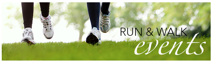 run and walk event promotional products