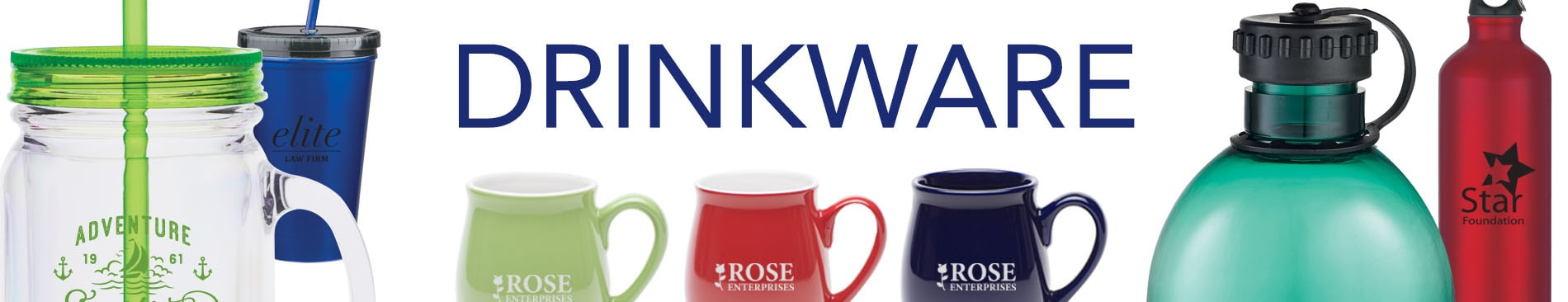 promotional drinkware products