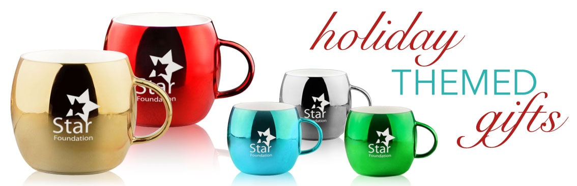 holiday promotional items