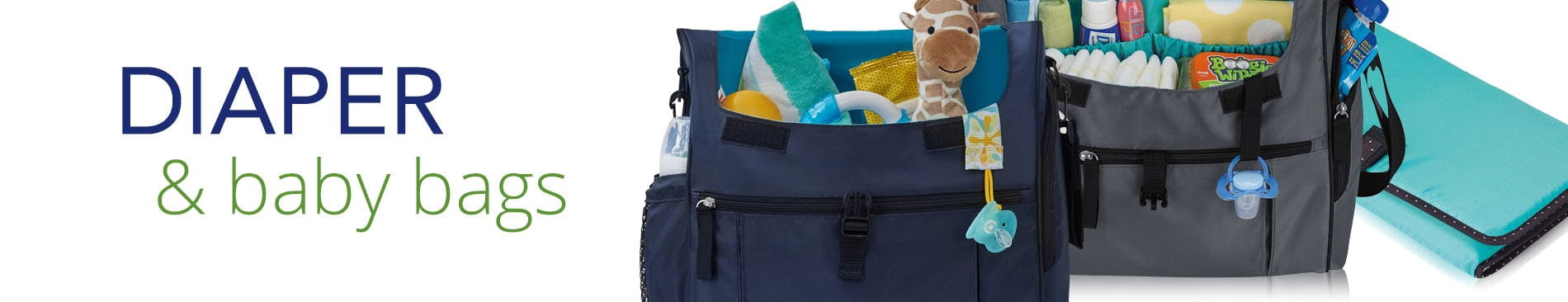 e64762781762 Promotional Diaper Bags | Promotional Baby Bags | Promotions Now