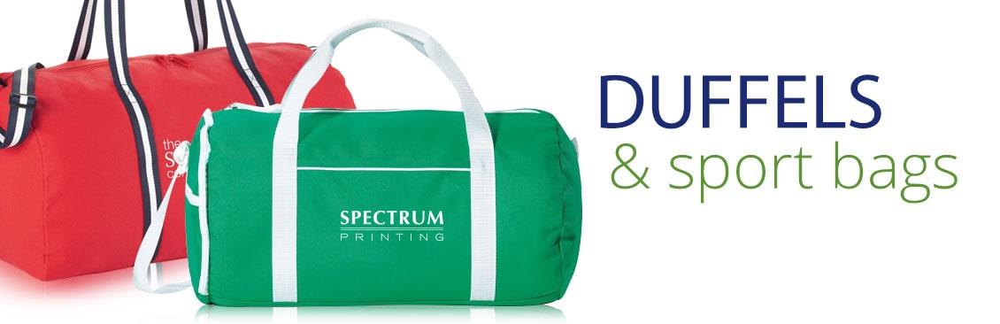 83f3ab33605e Custom duffel bags - Promotional duffel bags - Top quality