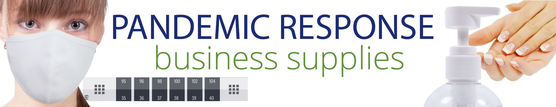 pandemic response business supplies