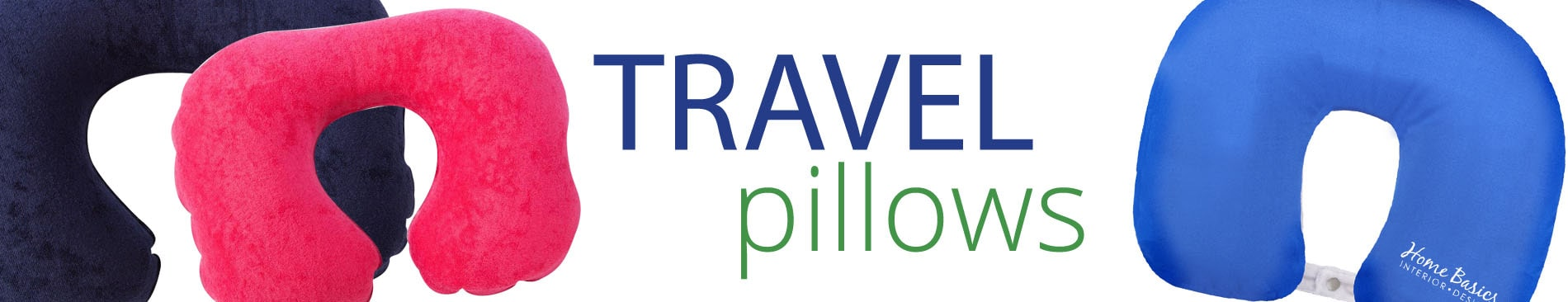 promotional travel pillows