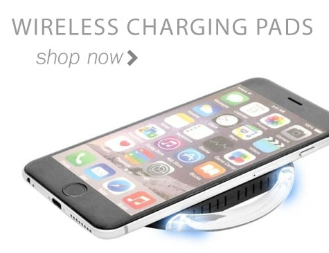 custom wireless charging pad