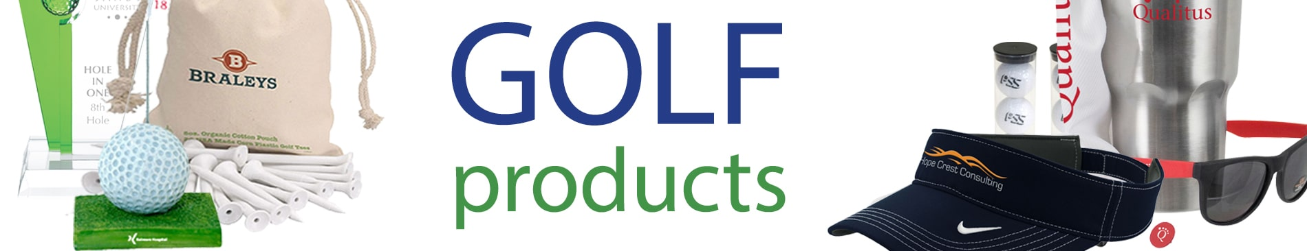 golf promotional items