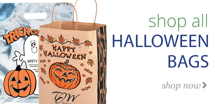 customized halloween bags