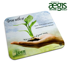 Recycled Mouse Mat® w/ Aegis Microbe Shield