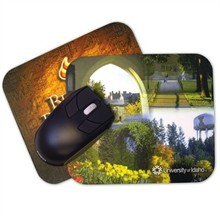 "Firm Surface Mouse Pad, 7""H x 8""W"